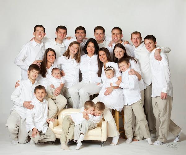 Hinkson Family  Circle