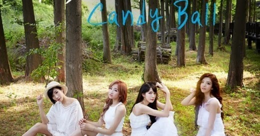 Hong Kong girl group 'As One' to make a Korean debut with 'Candy Ball'