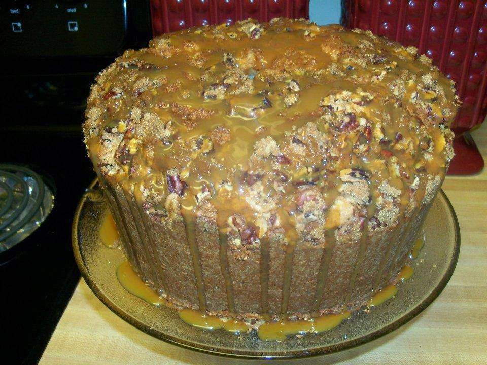 Marvin Williams Pecan Pie Pound Cake Recipe