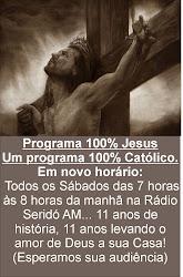 Programa 100% Jesus