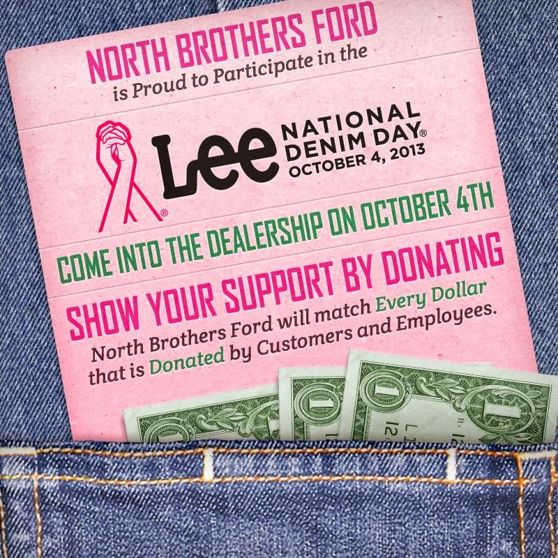 National Lee Denim Day at North Brothers Ford
