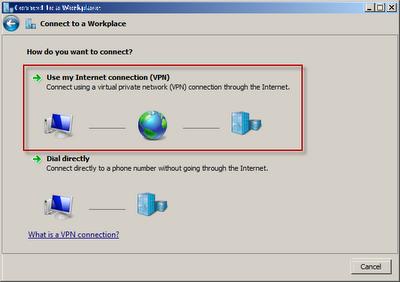 Need GOOD tutorial to setup Win7 VPN
