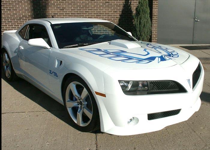 2014 Pontiac Firebird