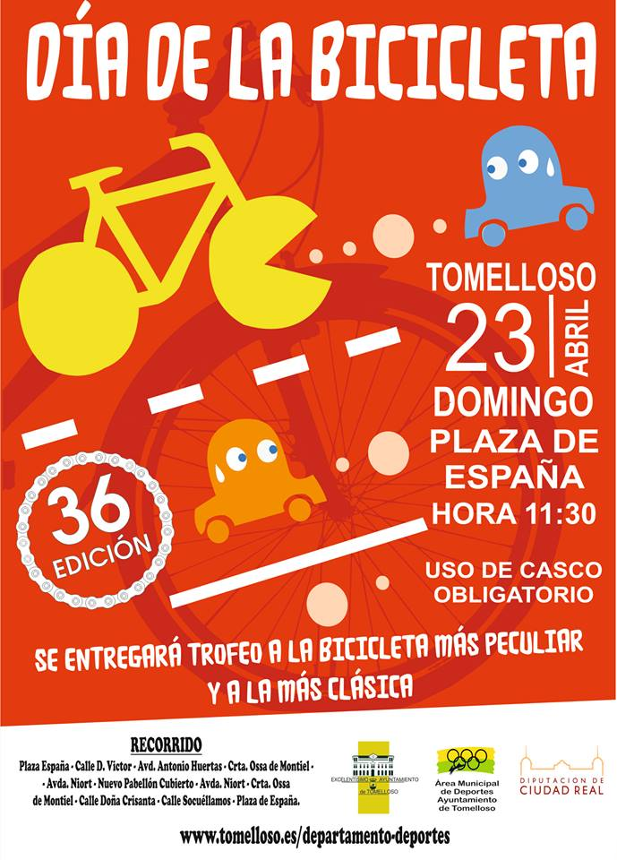 DÍA DE LA BICI LOCAL