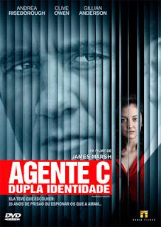 Agente C : Dupla Identidade DVD-R