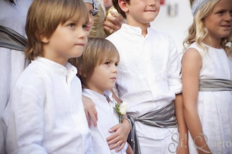 Nos vamos de boda con María y Ramón a Marbella - Dos en la pasarela