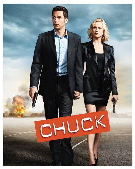 Download - Chuck – 5ª Temporada Completa DVDRip AVI Dual Áudio