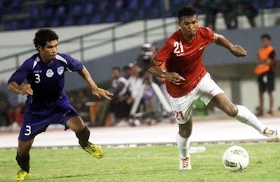 Timnas Indonesia U-23 Ditahan Imbang Singapura - exnim.com
