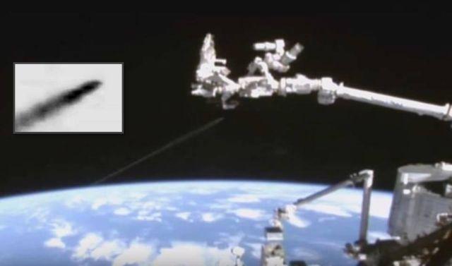 Proof Of War In Space Possible Fast Walker Seen By