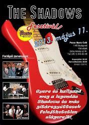 Shadows guitar festival - Budapest 11.05.2013