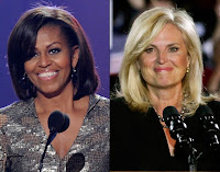 Michelle Obama vs. Ann Romney, who would you prefer as the first lady?