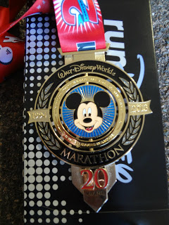 20th anniversary medal 2013
