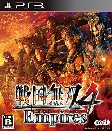 [PS3][戦国無双4 Empires] (JPN) ISO Download