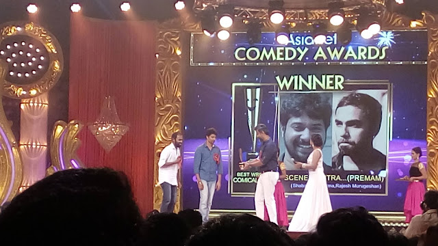 Winners Asianet Comedy Awards 2015