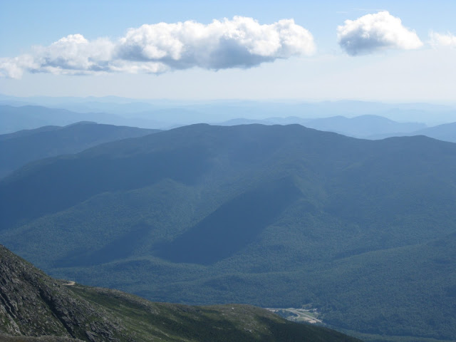 Mount Washington summit