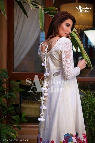 Sanober Azfar Winter Ready To Wear 2014-15