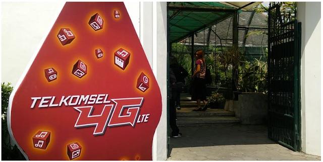 Kini 4G LTE Telkomsel Telah Hadir di Kota Yogyakarta