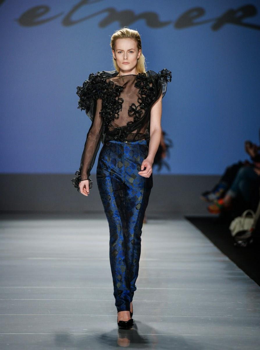 World-MasterCard-Fashion-Week, Toronto-Runway, Claudette-Helmer, Fall-Winter-2014