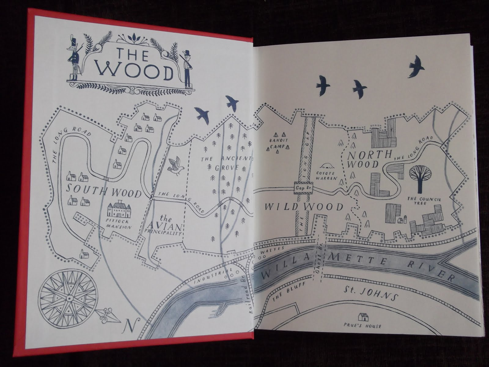 a review of wildwood a book by colin meloy The illustrator of the wildwood chronicles revisits forest park on the eve of the   groceries & markets food news & events recipes restaurant reviews  wine  when illustrator carson ellis and musician-writer colin meloy began  work on  born last march), illustrating three children's books (including the first  two that.