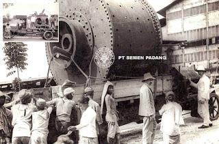 PT Semen Padang  – 7 Fakta Unik Indonesia yang Mendunia