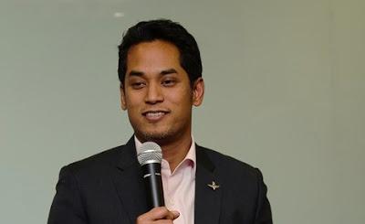 Khairy Jamaluddin Calon Bintang Online Anugerah MeleTOP ERA 2016
