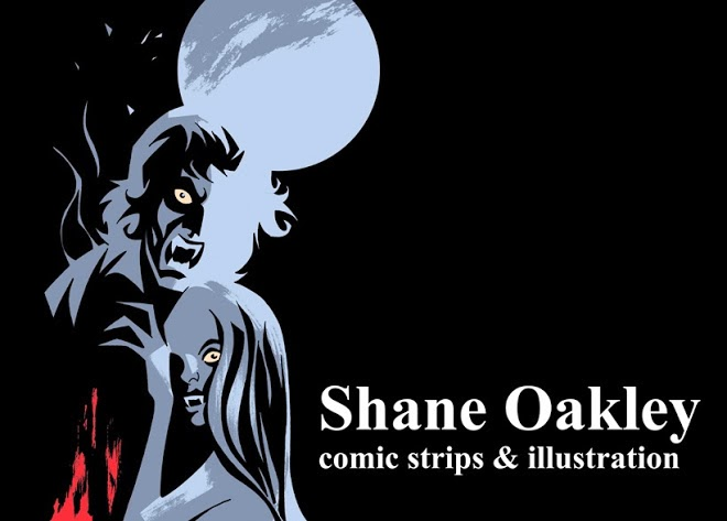 Shane Oakley Artist