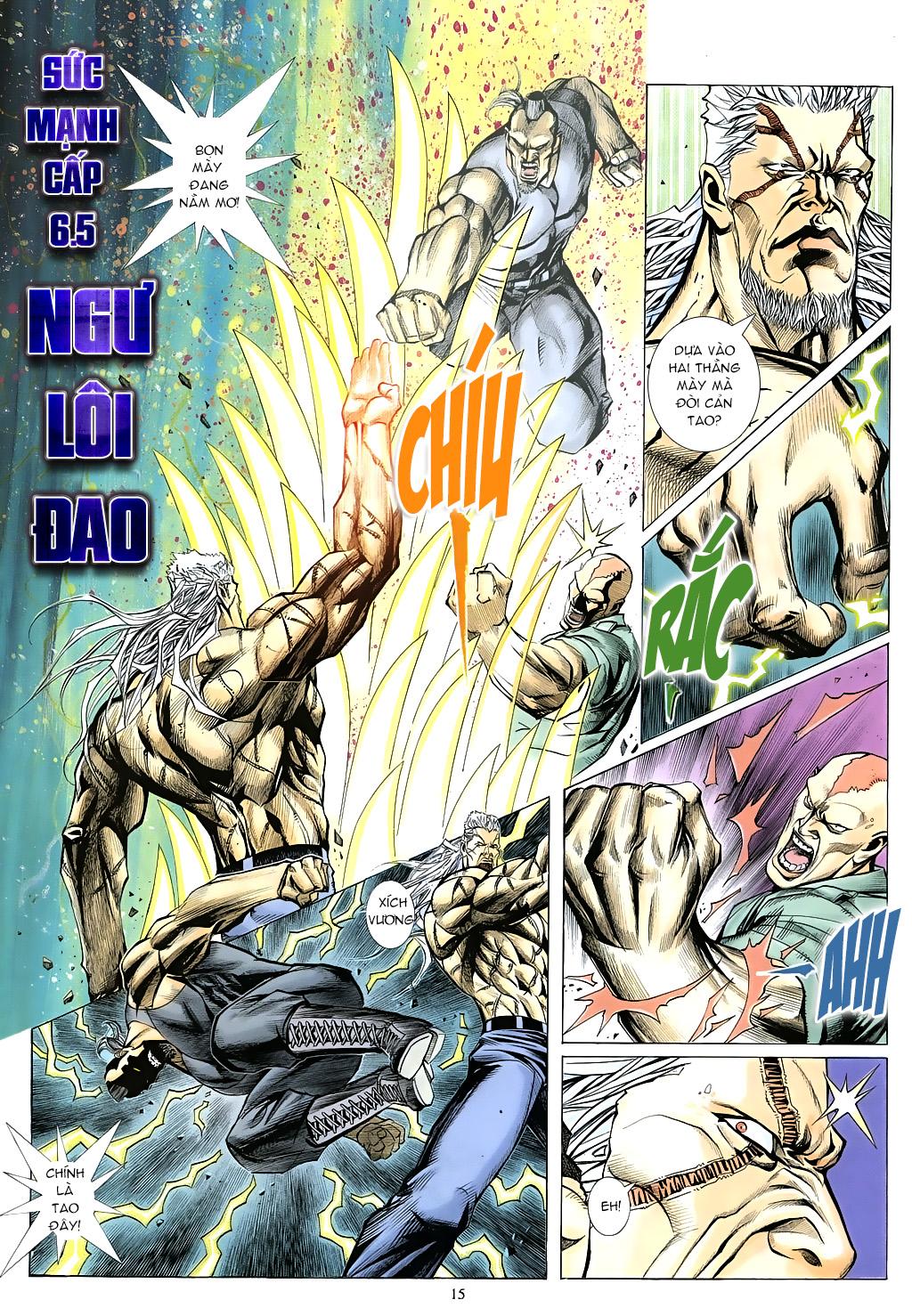 Mạt Nhật Chiến Lang Chap 59 - Next Chap 60 image 15