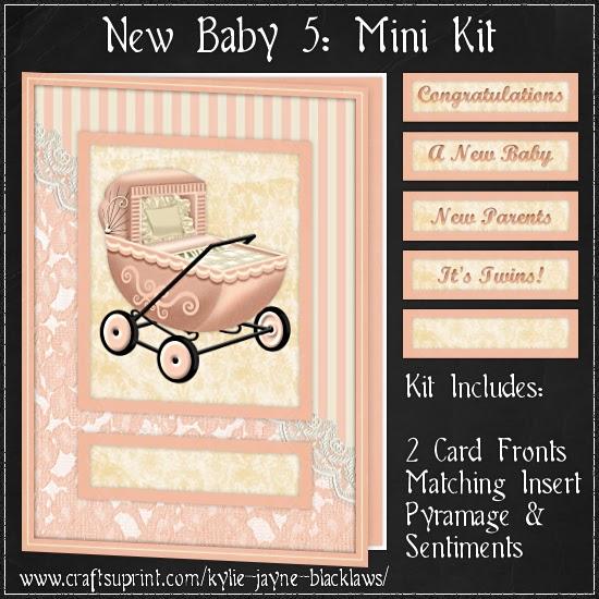 http://www.craftsuprint.com/card-making/mini-kits/mini-kits-new-baby/new-baby-5-pyramage-mini-kit.cfm