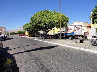 Centro de Santa Luzia.