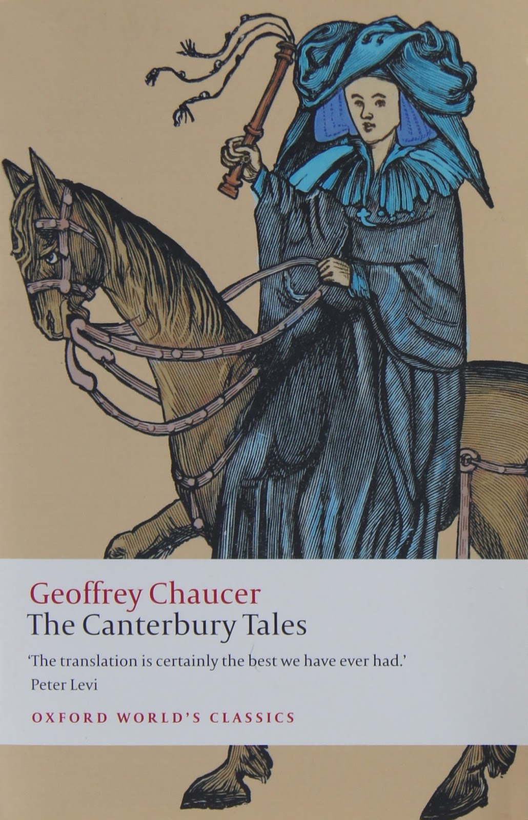 canterbury tales essay characters