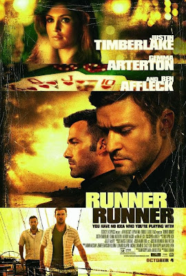'Runner Runner' movie poster