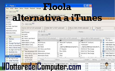 floola alternativa itunes