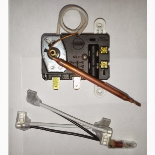 Bosch Greentherm Tankless Water Heaters Thermostat S For