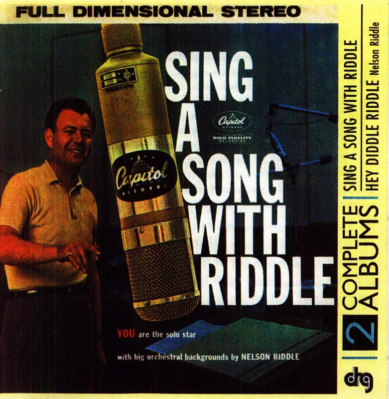 New Song Singa One Man: My Music New: Orchestra, Nelson Riddle
