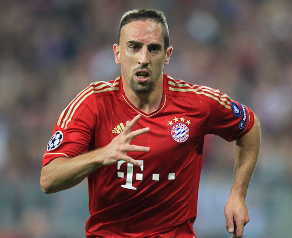 9jaFlave - Think Inspiration: Franck Ribery Wins UEFA Best Player in Europe Award for 2012/13
