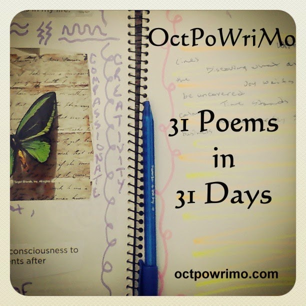 October Poetry Project
