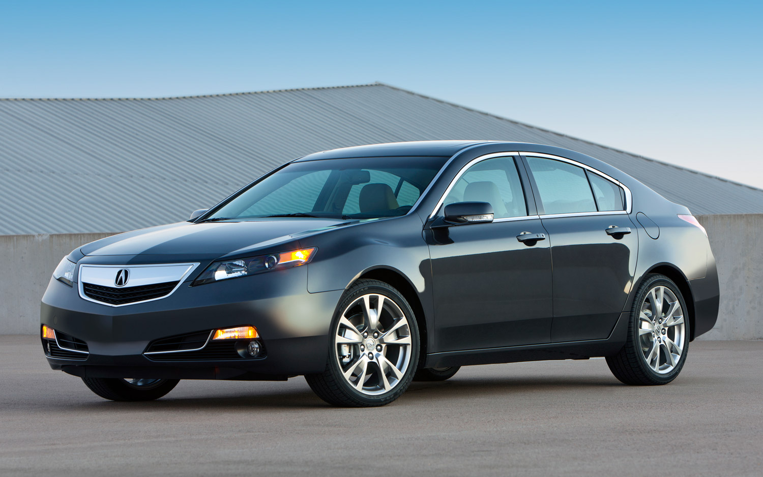 Most Desirable Cars In The World Acura Tl 2013