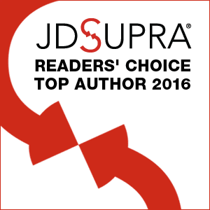 JD Supra Readers' Choice Award Recipient 2016