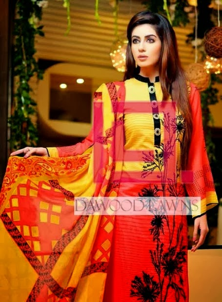 Liali Embroidered Lawn Prints Vol-1