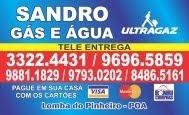 SANDRO GÁS PROMOÇÃO ESPECIAL