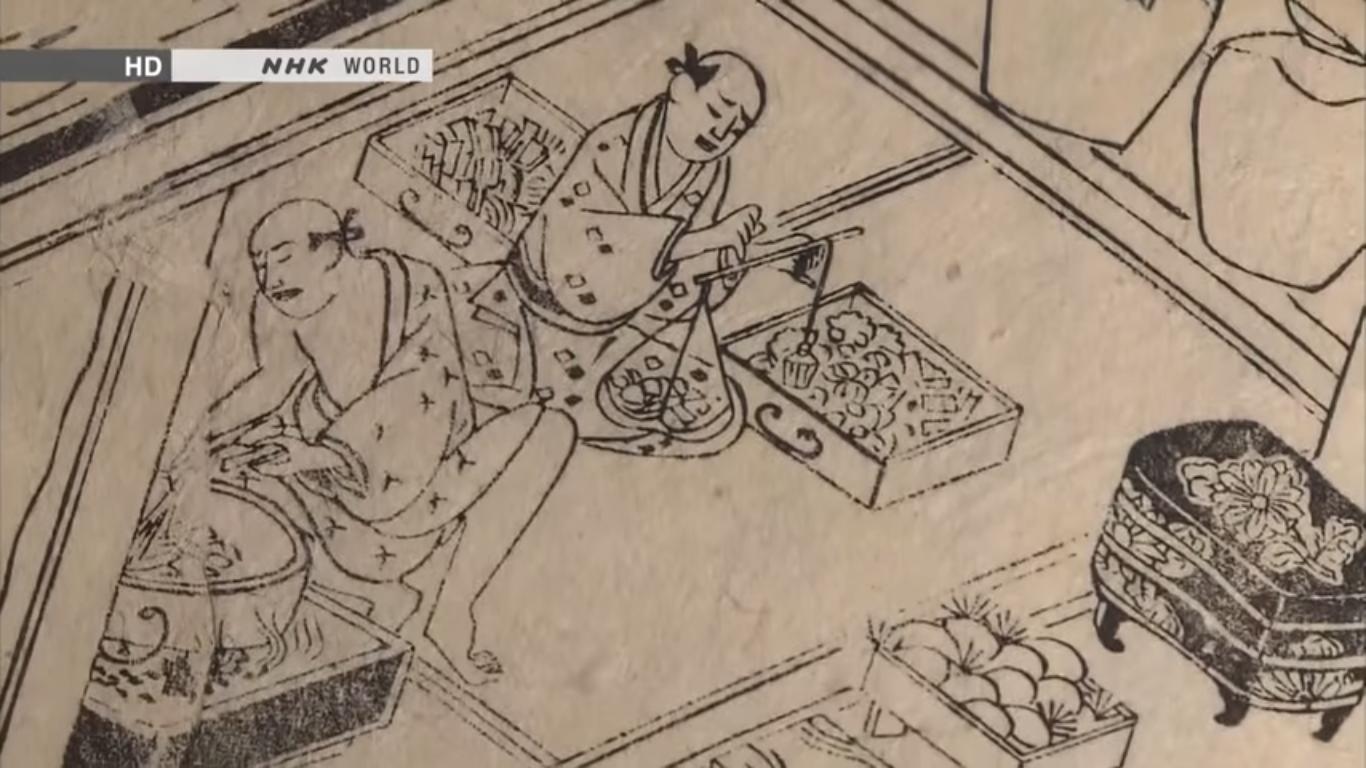 Wagashi, Folclore Japonês, Cozinha Kawaii, kawaii, Crazy and Kawaii Desu,