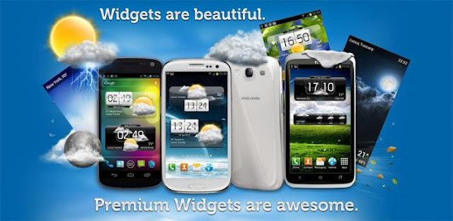 Premium Widgets & Weather APK