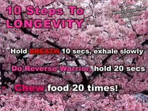 http://amazingsupervitality.blogspot.co.nz/2012/07/10-steps-to-longevity-dr-oz.html