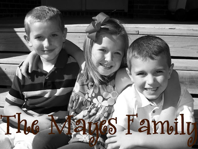 The Mayes Family Blog