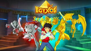 المعركة الحاسمة ايجيكسوس Egyxos