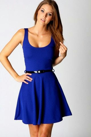 Blue Warm skarts