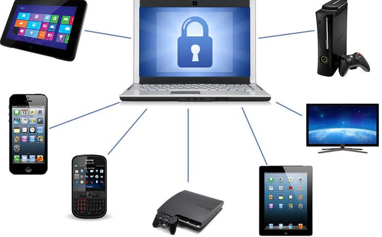 Принцип работы VPN - сетей