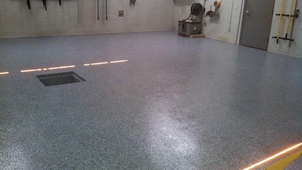 Cost Effective Flooring rhino flooring of st marys: cost effective garage floor coatings