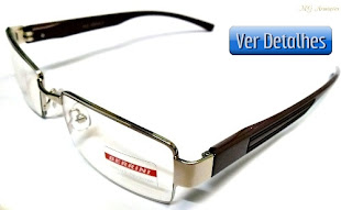 Modelo: MG 3315 Armação Para Óculos De Grau Dourada*****ESGOTADA*****