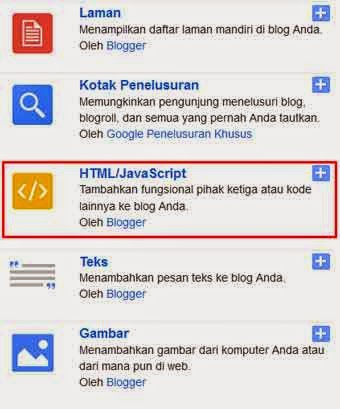 Cara Memasang Widget Alexa di Blog - Alexa Widgets